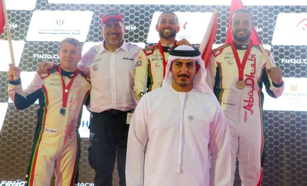 Team Abu Dhabi's Shaun Torrente seals World Championship title in Sharjah thriller