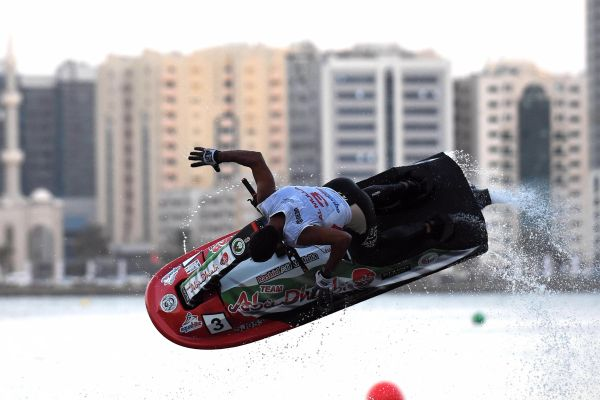 Team Abu Dhabi's Rashid Al-Mulla clinches maiden Freestyle World title in Sharjah