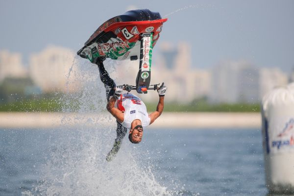 UIM ABP Aquabike Grand Prix of Sharjah results and timetable