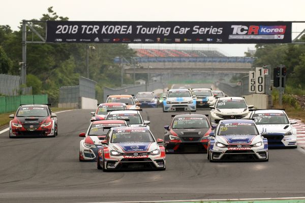 Fifth season of TCR Asia sees events in Malaysia, Korea, China and Thailand