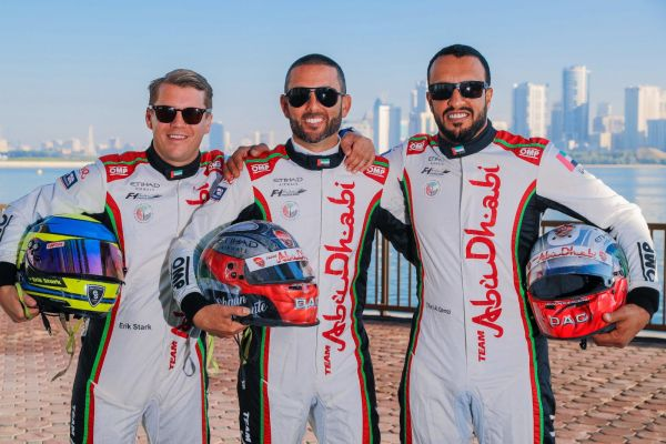 Grand Prix of Sharjah F1H20 Thursday results