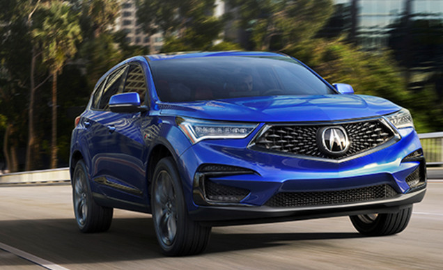 2019 Acura RDX: America's Best-Selling Compact Luxury SUV Earns Highest Possible 2019 Safety Award from IIHS