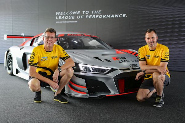 B-QUIK RACING to campaign new Audi R8 LMS GT3 in 2019