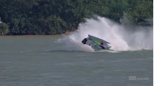 Video Top 5 crashes F1H20 of last seasons