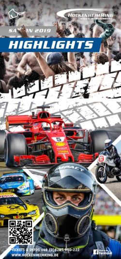 Hockenheimring Events 2019