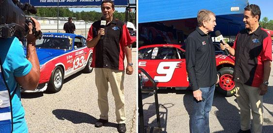 HSR Teams and Drivers on CBS Sports Network