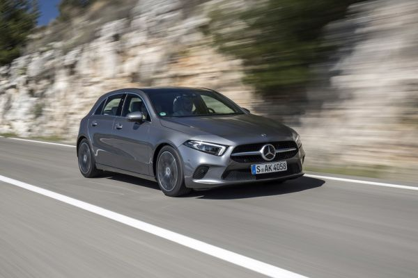 The Mercedes A-Class is awarded best in class in Europe for its safety