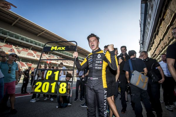 Max Fewtrell season 2018 review