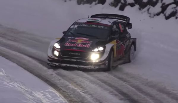 Video Rallyes 2018 action and shows