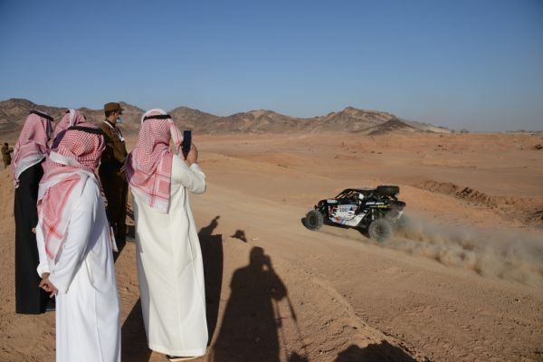 Saudi Arabia to let in the New Year with Ha'il International Rally