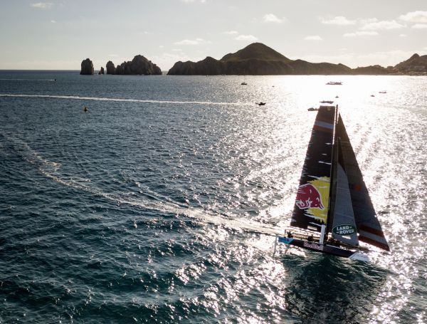 Red Bull Sailing Team end Extreme Sailing Series season with Mexico second