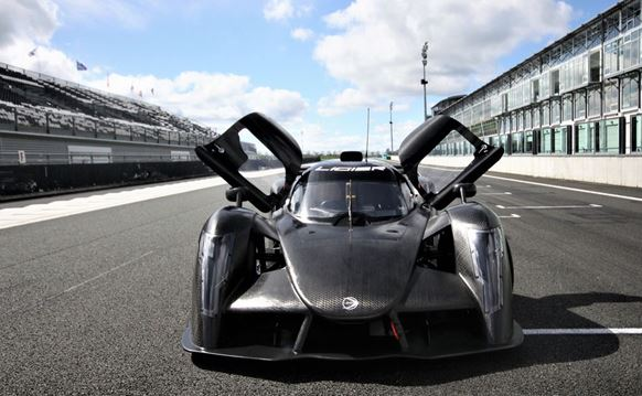 Ligier launches the Ligier JS P4 Ultimate Challenge