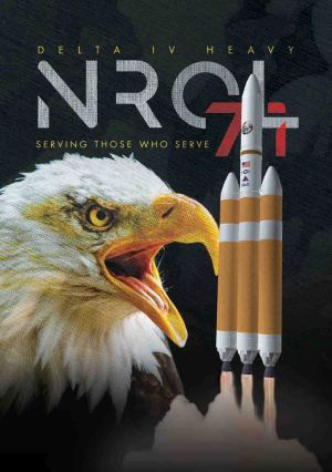 ULA Delta IV Heavy launch carrying the NROL-71 mission - live launch