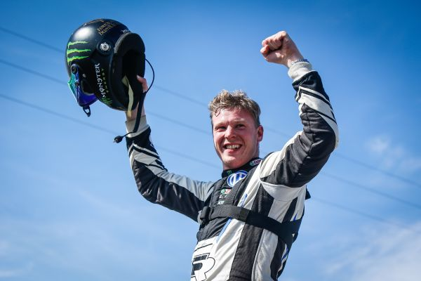 Kristoffersson drifts his way to Gymkhana Grid gold, silver for Solberg