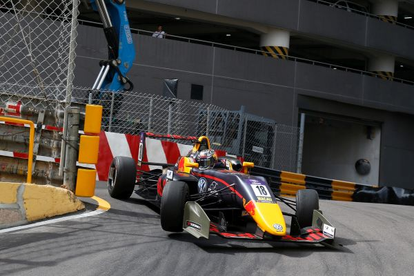 Formula 3: Ticktum and Schumacher face off again in Macau