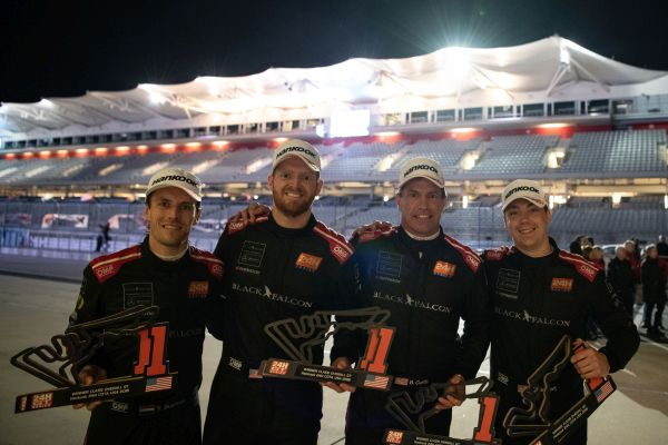 BLACK FALCON wins 24H COTA USA