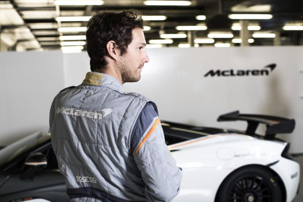 World's lightest FIA-certified race suit from McLaren and Sparco, hand-made to order