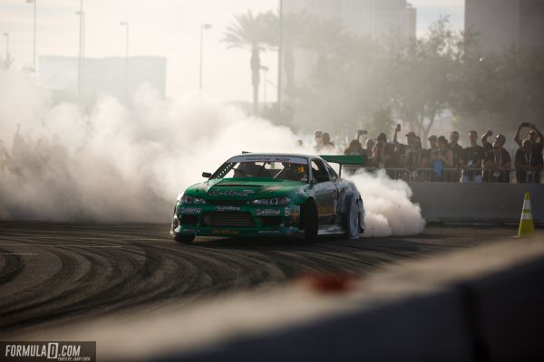Formula Drift USA and Japan calendars 2019