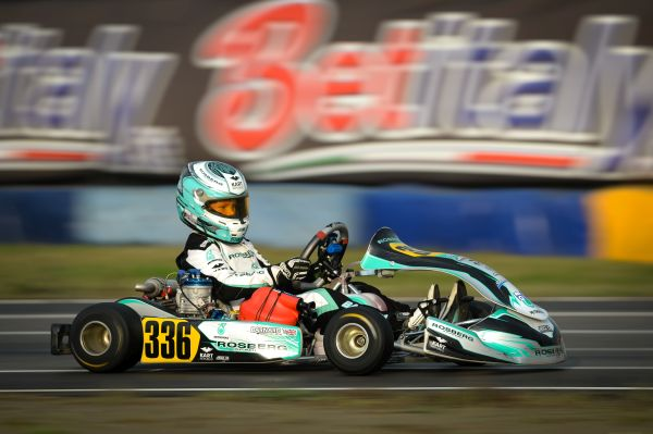New titles to win for Rosberg Racing in WSK Final Cup