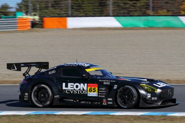 Mercedes AMG in Super GT - Championship and race win in Japan