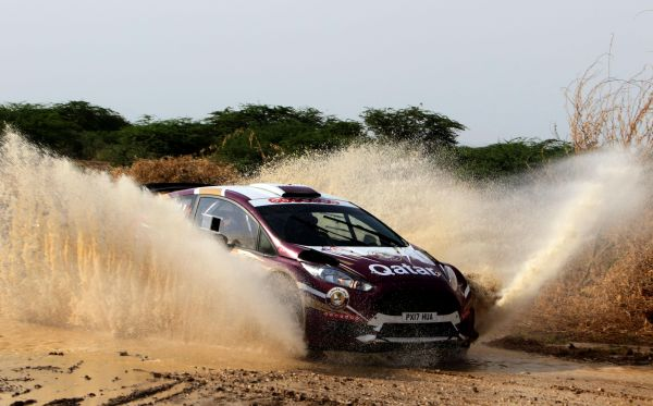 Inclement weather conditions force route changes for Manateq Rally of Qatar