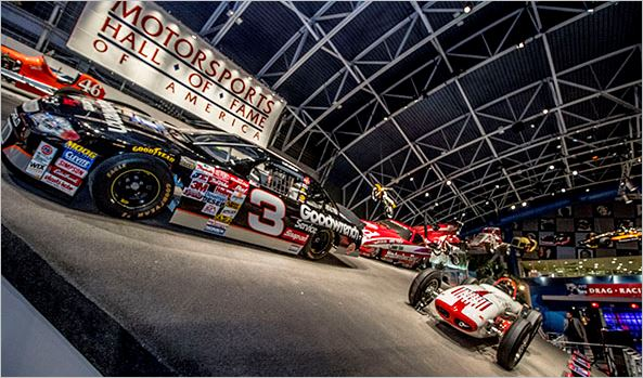 Motorsports Hall of Fame of America and Museum Open Throughout Thanksgiving Holiday Weekend