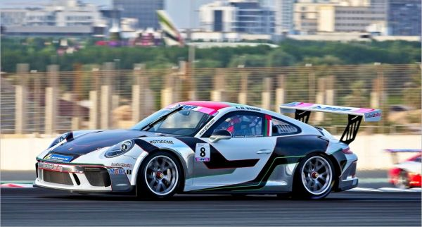 Oman S Al Faisal Al Zubair Secures Second Weekend Porsche Bwt Win At