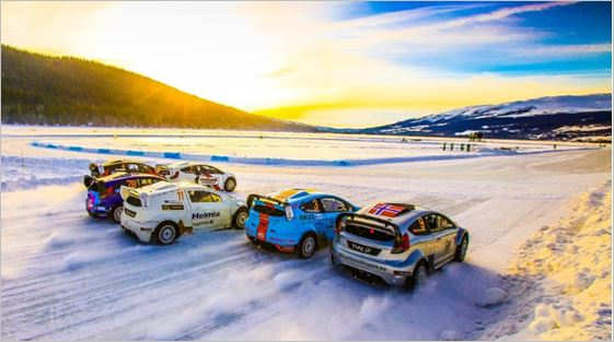 Dates confirmed for 2019 ice racing festival at Swedish winter sports venue Are