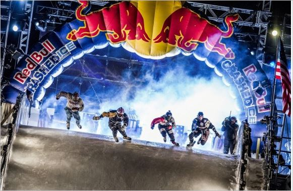 Red Bull Crashed Ice World Championship 2018/2019 in JPN, FIN, USA