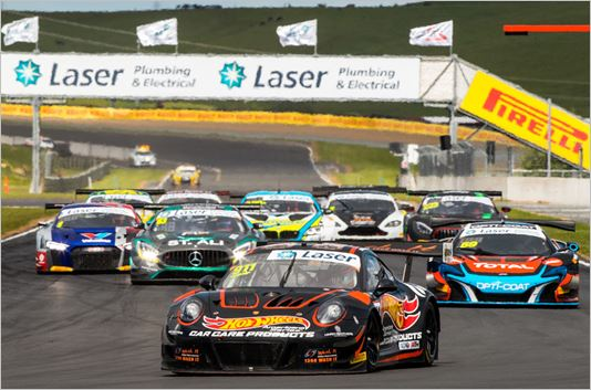 Video highlights of Hampton Downs 500