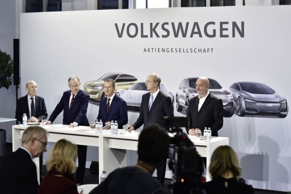 Volkswagen is investing in the future