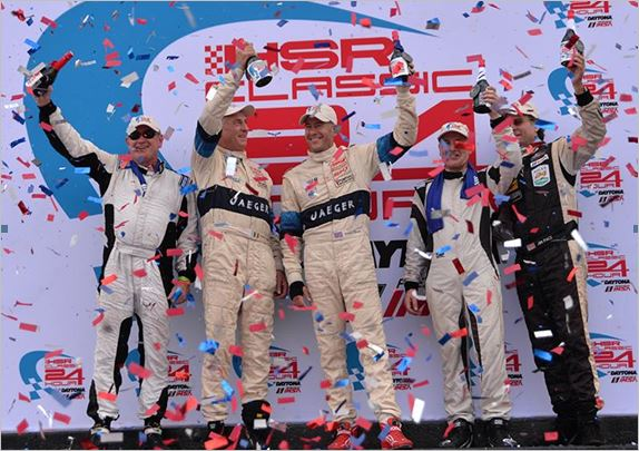 HSR Classic Daytona six run group Champions crowned after 24 hours