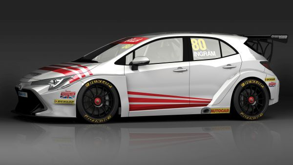 Team Toyota GB with Speedworks Motorsport targets 2019 BTCC title with all-new Corolla