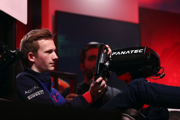 Toro Rosso Esports Secures Second in Constructors' Championship