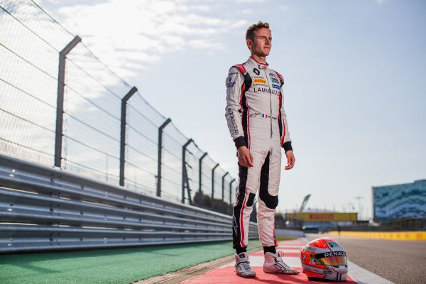 Anthoine Hubert: Thoughts of a Champion