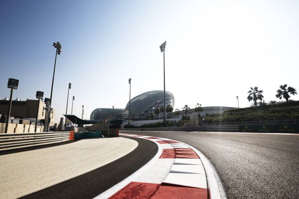 Abu Dhabi GP3 Series races preview