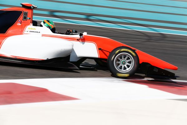 Abu Dhabi GP3 post-season test day 1 full classification