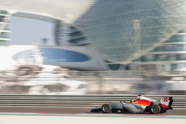 Abu Dhabi GP3 Series test day 2 classification
