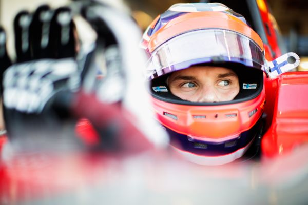 Niko Kari dominates GP3 test day 2 at Yas Marina