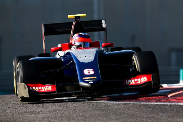 Niko Kari tops GP3 test day 1 in Abu Dhabi