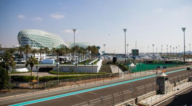 Abu Dhabi GP3 Series Post season test entry list