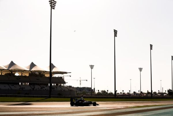 GP3 Series 2018 post-season test commences at Yas Marina