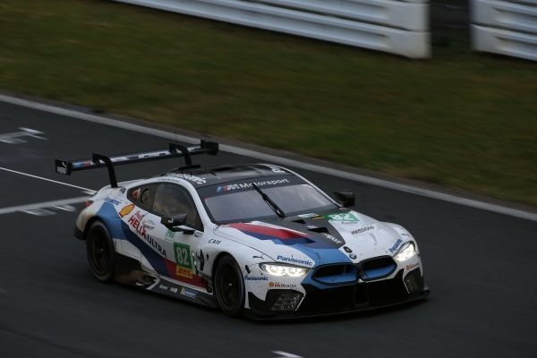 BMW M Motorsport continues the WEC Super Season in Shanghai.