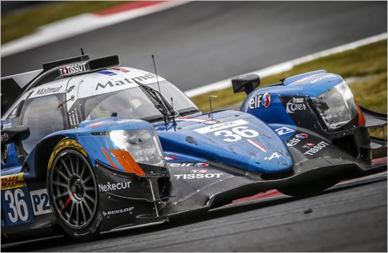 Signatech Alpine Matmut aims to finish the year in style at Shanghai