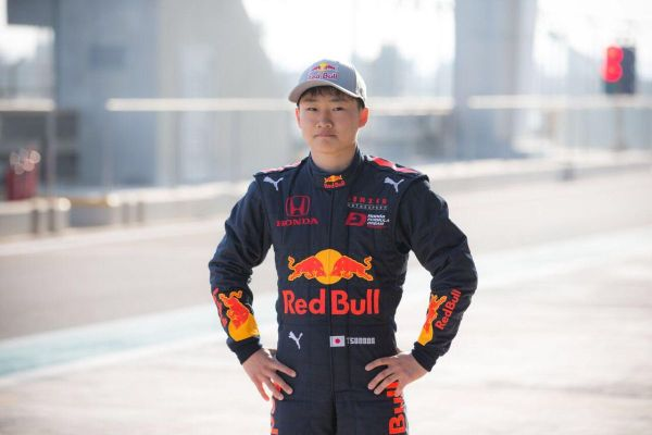 Red Bull Junior to contest the Formula European Masters