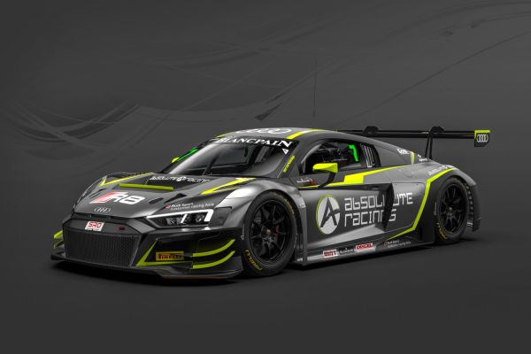 Absolute Racing return with two new-for-2019 Audi R8 LMS GT3 Evos