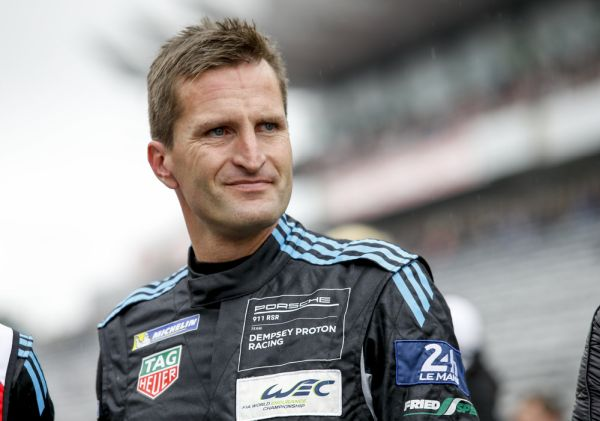Porsche Cup: Christian Ried defends private driver award