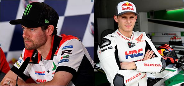 Bradl to replace Crutchlow in LCR colors again in Valencia
