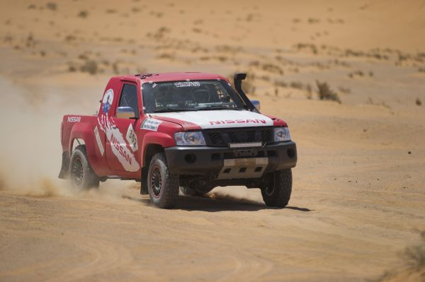 Officials announce bumper entry for this weekend's Ha'il International Rally