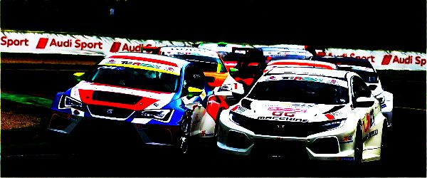 TCR races of the upcoming 2nd weekend November